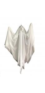 Suspension Fantôme hurlant Halloween sonore et animé 153 cm