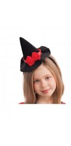Tiare sorcière Lenore Halloween