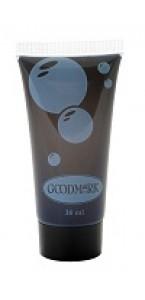 Tube de Crème de maquillage à l'eau noir 38 ml