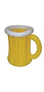 Verre à bière gonflable 63 cm
