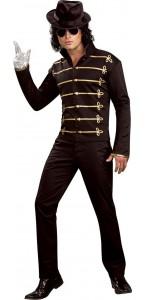 Veste noire Michael Jackson