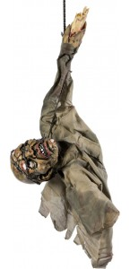 Zombie à suspendre Halloween 82 cm