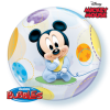 Ballon Bubble Baby Mickey 55 cm