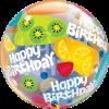 Ballon Bubble Glace à l'eau 55  cm