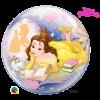 Ballon Bubble Princesse Belle 55 cm