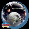 Ballon Bubble Star Wars Etoile de la mort