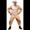 Déguisement de cochon adulte
