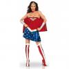 Déguisement Wonderwoman adulte