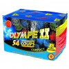 Feu d'artifice compact Olympe II 54 coups