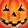 Lot de 16 Serviettes Citrouille  Halloween en ouate 33x33 cm