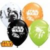 Lot de 25 ballons Star Wars en latex 30 cm