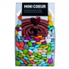 Mini Cœur Multicolore chocolat 500 gr