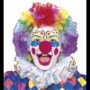 Nez de clown en mousse rouge
