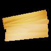 Papier crépon or 50 cm