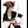 Pendentif sabre + boucles d'oreilles Pirate