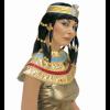 Perruque Cléopâtre