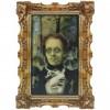 Portrait Prisme femme Halloween 45,7 cm x 30,4 cm