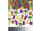 Confettis de table Hawaï