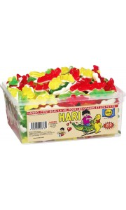 Boîte de bonbons Crocodile Haribo