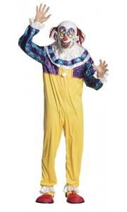 Costume clown terrifiant halloween homme