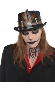 Chapeau Vaudou Witch Doctor Halloween