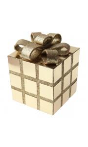 Cube or décoration Noël