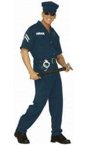 Déguisement de policier XL