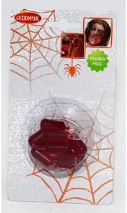 Lot de capsules de faux sang  halloween