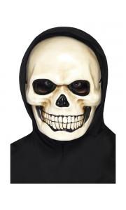 Masque Crâne en latex  Halloween