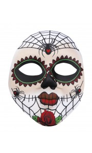 Masque day of the dead femme Halloween