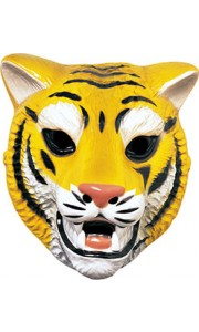 Masque de Tigre PVC