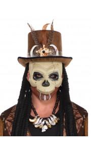 Masque Vaudou Halloween