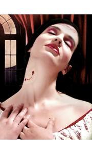 Morsure de vampire Halloween