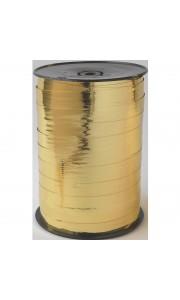 Rouleau de bolduc or holographique 225 m x 5 mm