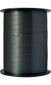 Rouleau de bolduc noir 500 m