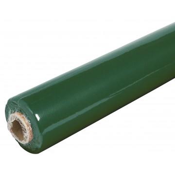 Nappe vert foncé papier épais  10m