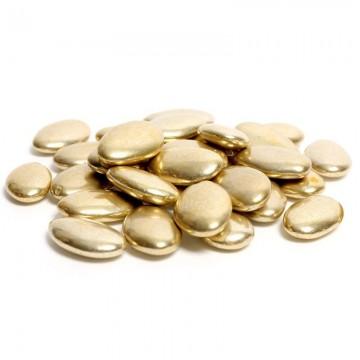 Dragées chocolat or boîte de 500 gr