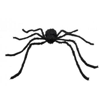 Araignée velue XL Halloween 75 x 125 cm