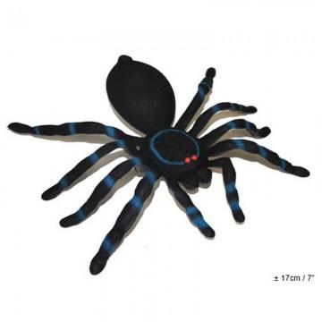 Araignée veuve noire halloween 18x15 cm