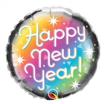 Ballon Happy New year 45 cm