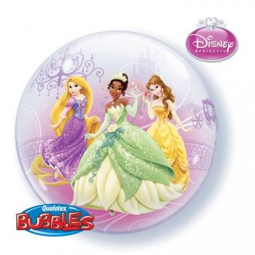 Ballon Princesses Disney Bubble transparent
