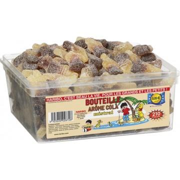 Boîte de bonbons Cola Mistral Haribo