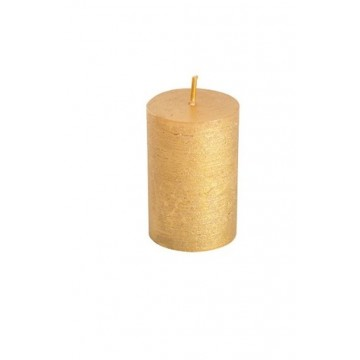 Bougie Votive Or