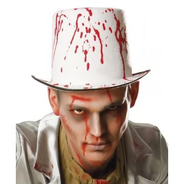 Chapeau Blood spatters Halloween