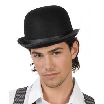 Chapeau melon Antoine noir