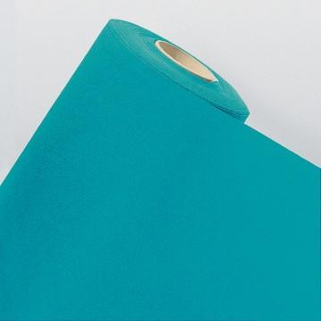 Chemin de table azur en voie sèche 10m x 40 cm