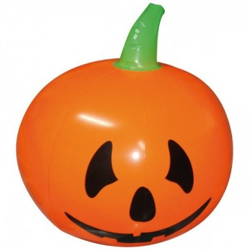 Citrouille gonflable Halloween 1,10 m