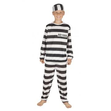 Déguisement Prisonnier garçon