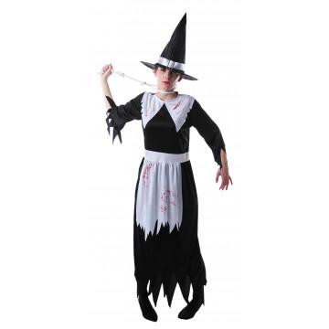 Déguisement sorcière de Salem Halloween