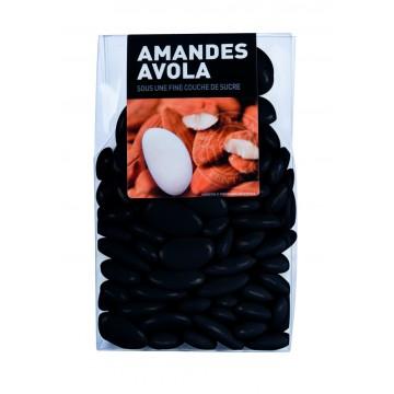 Dragées Amande Avola Noir 450 gr